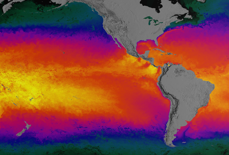 coas earths surface temperatures - HD2880×1944