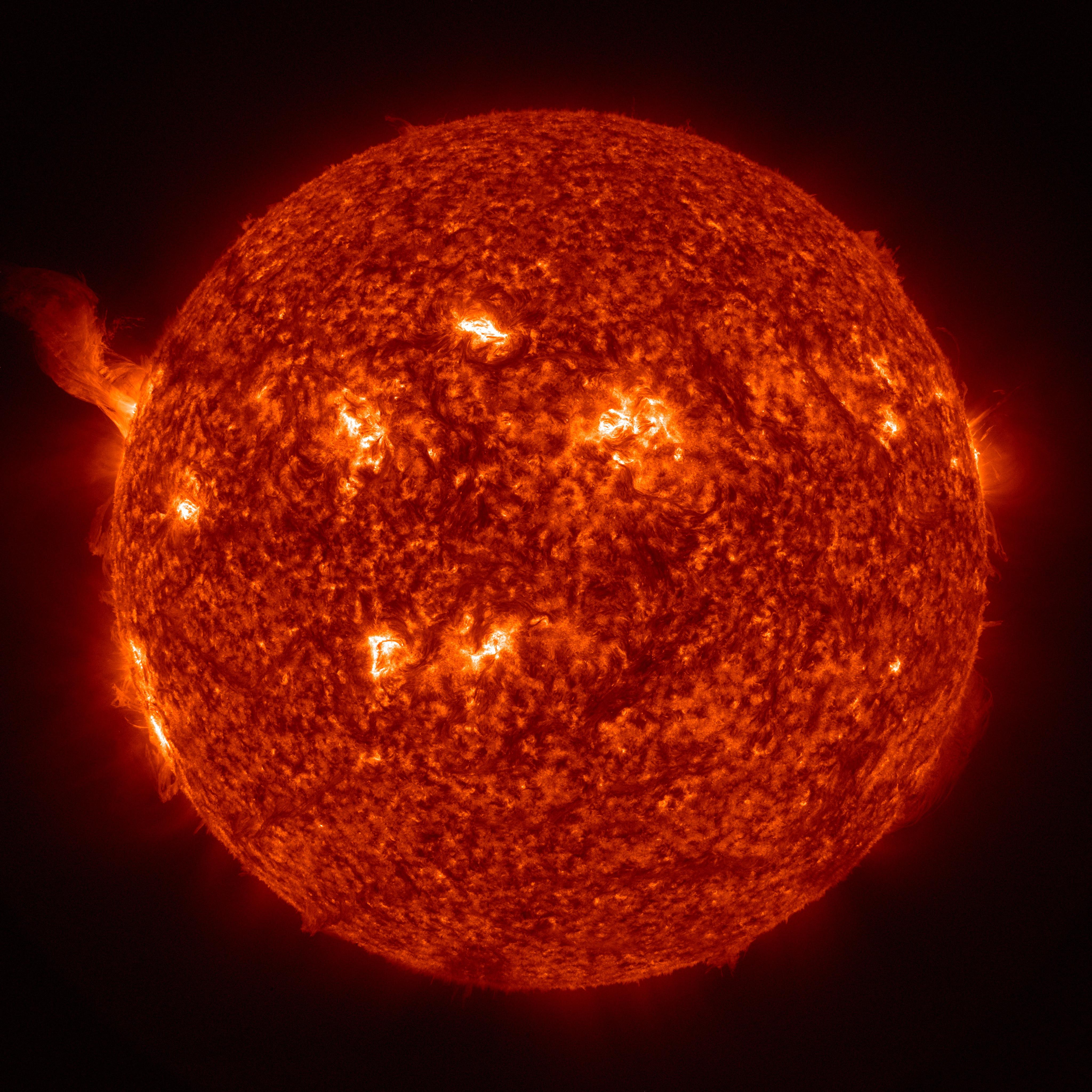 реалистичная гифка солнца информации агентства