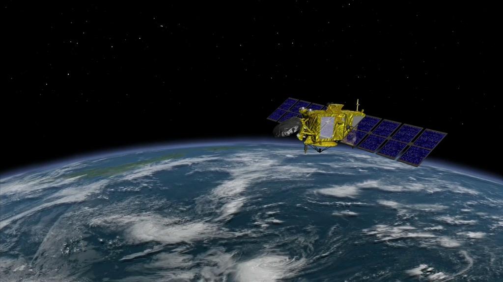 nasa live satellite - 1024×576